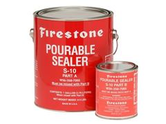 Pourable Sealer